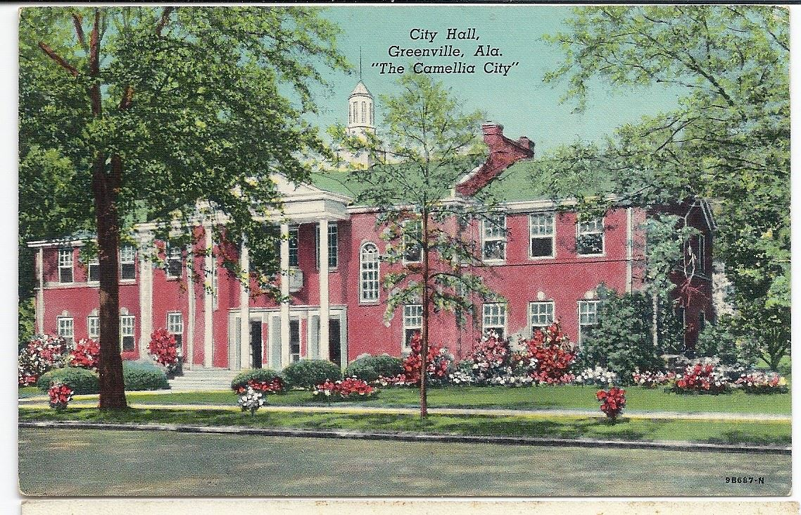 City Hall Post Card
