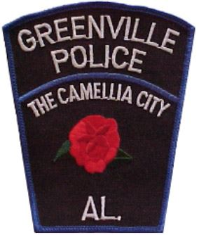 Greenville Police The Camellia City Patch