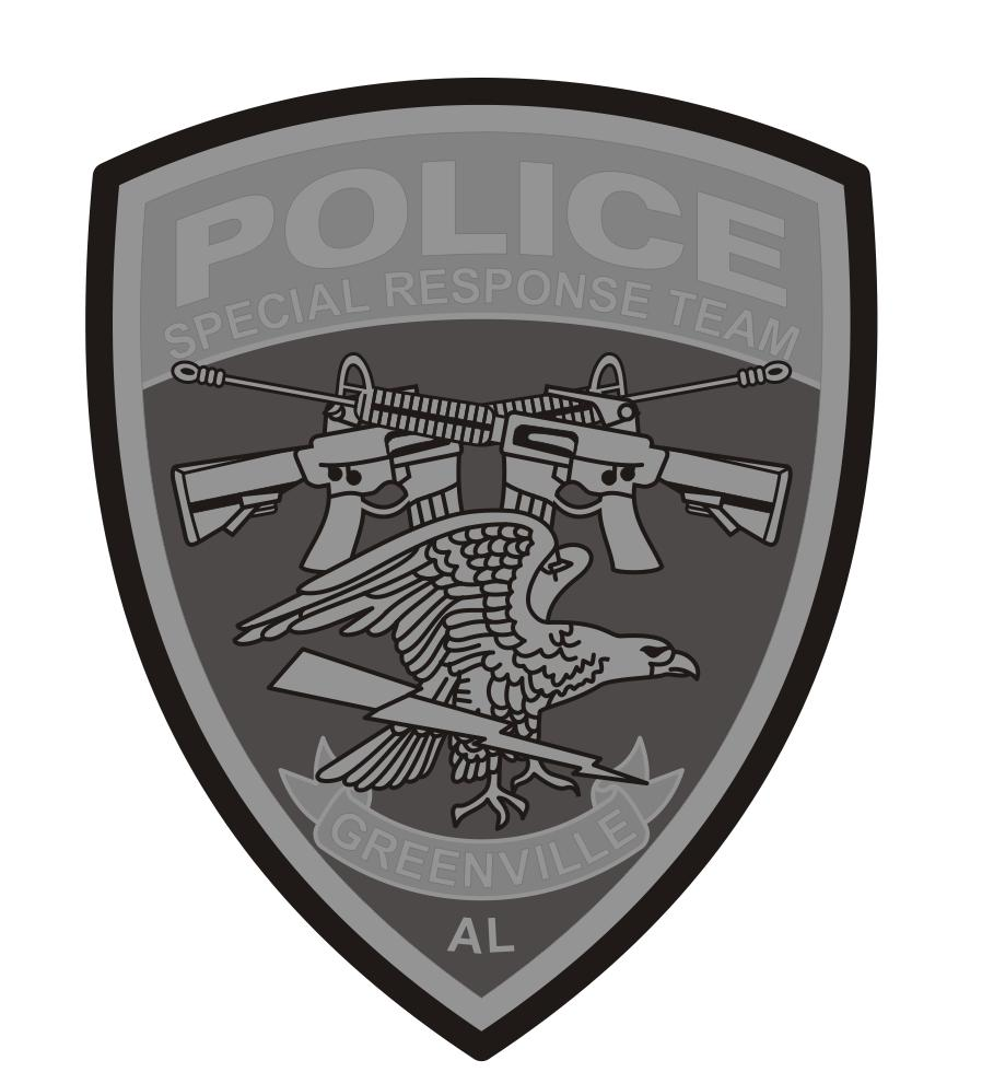 Police Special Response Team Patch
